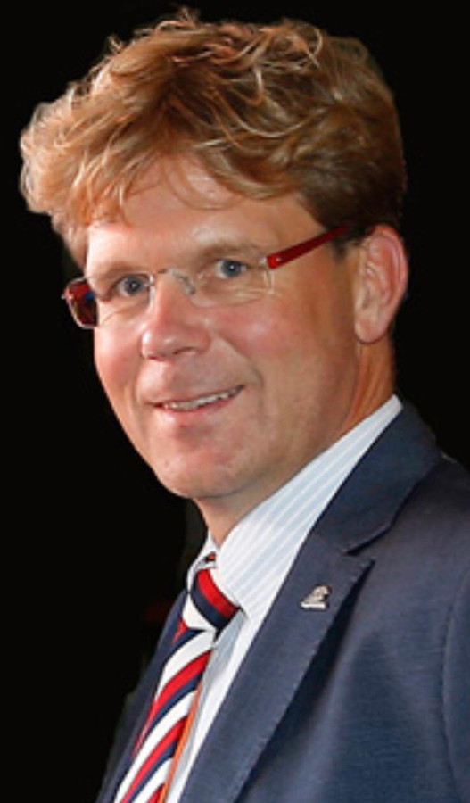 PSV supportersvereniging voorzitter Harrie Timmermans