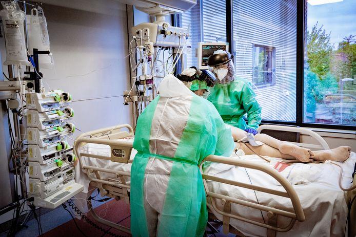 In het coronajaar 2020 stierven in Sint-Niklaas 155 mensen meer dan het gemiddelde van de voorgaande jaren.