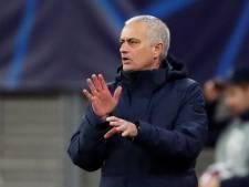 Des entraînements par vidéos donnés par José Mourinho à Tottenham