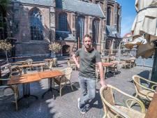 Aangepaste Delftse terrassen staan klaar: 'Als iedereen zich maar wel netjes aan de regels houdt'