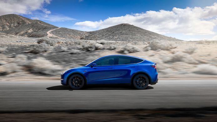 De Tesla Model Y krijgt een actieradius van 505 km