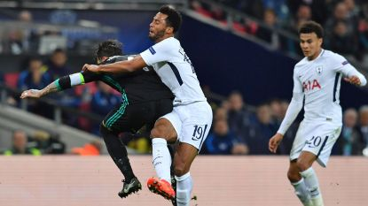 Twitter is wild van Moussa Dembélé nadat hij Sergio Ramos een stevig koekje van eigen deeg gaf