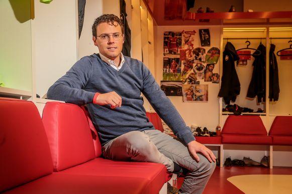 """Sven Jaecques: """"Dit seizoen kan het begin van de nieuwe topclub Antwerp zijn."""""""