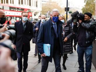 Europese onderhandelaars na quarantaine terug fysiek naar Londen voor brexitonderhandelingen
