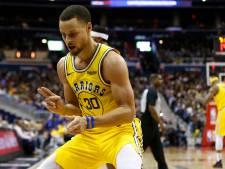 NBA-ster Curry lonkt naar Tokio 2020
