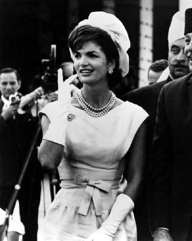 Jacqueline Kennedy (1962). Beeld HH