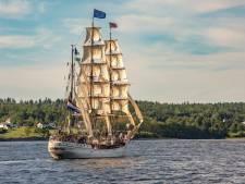 Zeilreuzen domineren vier dagen haven Scheveningen tijdens Sail op Scheveningen