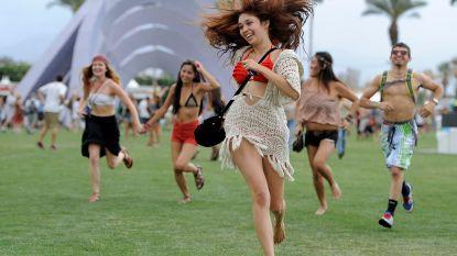 Festival Coachella uitgesteld naar oktober