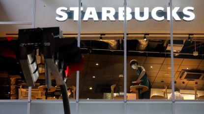 Starbucks vreest minstens tot september omzetverlies door coronacrisis