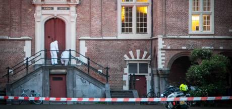 Handgranaat weggehaald bij deur stadhuis in Haarlem