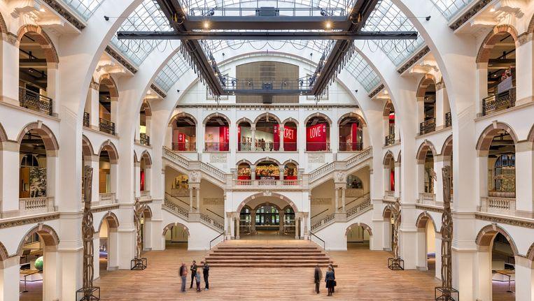 Amsterdamse musea doen het goed in 2015 Beeld Rob van Esch