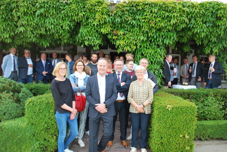 De serviceclub steunt 16 verenigingen voor een totaalbedrag van 26.500 euro.