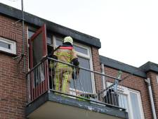 Woningbrand Oldenzaal: keuken volledig uitgebrand