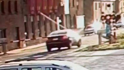 VIDEO. Politie deelt hallucinant filmpje van bijna-crash met trein in Veurne