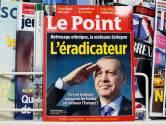 """Visé par une plainte d'Erdogan, le magazine Le Point affirme qu'il """"ne lâchera rien"""""""