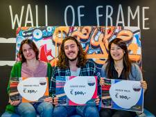 Jordi Lammers wint Nijmeegse Literatuurprijs, publieksprijs voor Kwan Aben-Lee