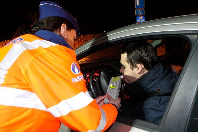 De Italiaan op doorreis mocht meteen zijn rijbewijs inleveren
