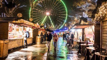 Kerstmarkt Steenplein gesloten