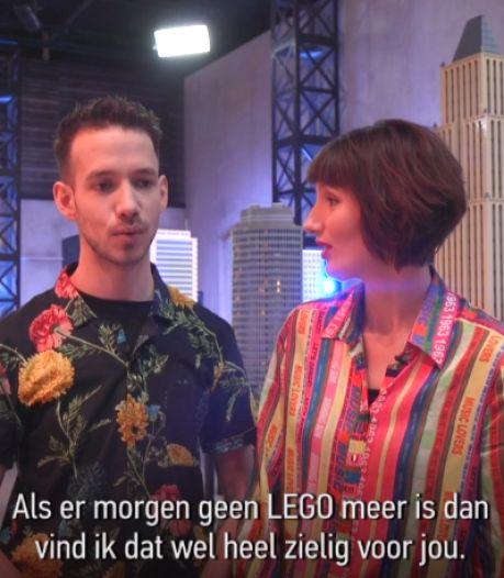 Wint Lola uit Boxtel met haar ex Jan de finale van LEGO Masters? 'We blijken nog steeds een goed bouwteam'