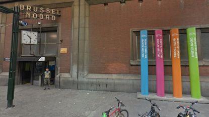 Man sterft na steekpartij aan Brussels Noordstation
