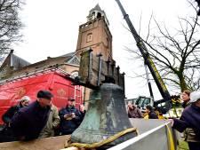 Het is stil in Bodegraven: luidklok Dorpskerk naar Brabantse klokkendokter