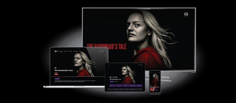 Op het nieuwe platform, dat qua lay-out sterk op streamingdienst Netflix lijkt, staan ook nieuwsberichten over onder meer tv, sport, muziek en entertainment.