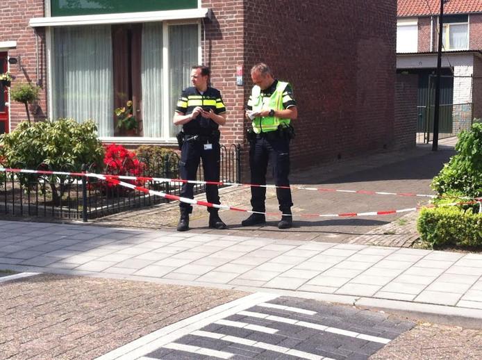 De overval vond plaats op een woning aan de Heischeutstraat in Oss.
