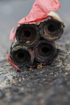 Vuurwerk: gevaarlijk gedoe