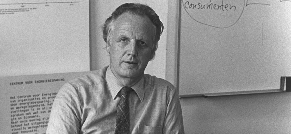 Theo Potma was een koppige denker en zijn tijd ver vooruit