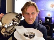 Juwelier uit Oudewater koppelt astronomie aan gastronomie in een horloge