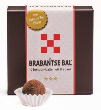 Brabantse bonbonbal voor bij de koffie