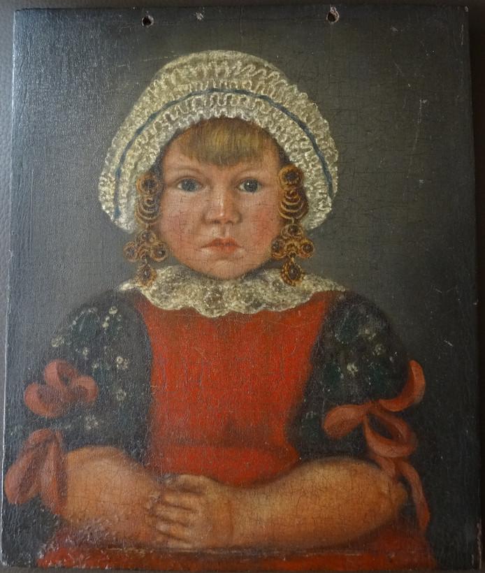 Het door het museum in Goes aan te kopen schilderij van Marinus Zwigtman.