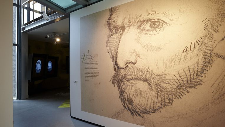 Vincentre, het van Gogh museum in Nuenen. Archieffoto ANP Beeld