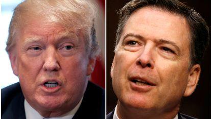 """Ontslagen FBI-baas: """"Trump is moreel ongeschikt om president te zijn"""""""