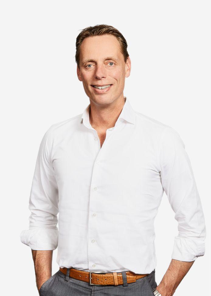 """Jaap Wassink: ,,Wil je hogerop komen in een groot bedrijf, laat dan van je horen."""""""