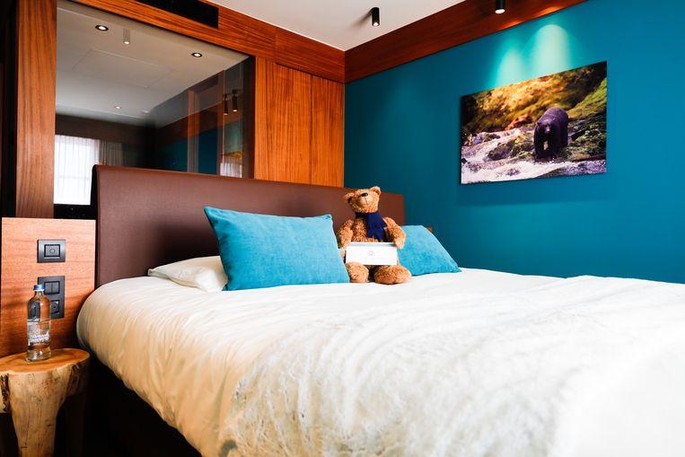 Hotelkamer in The Paddling Bear.