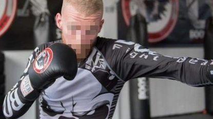 Kickboxer opgepakt die hooligans opjutte