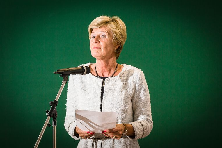 UGent-rector Anne De Paepe.