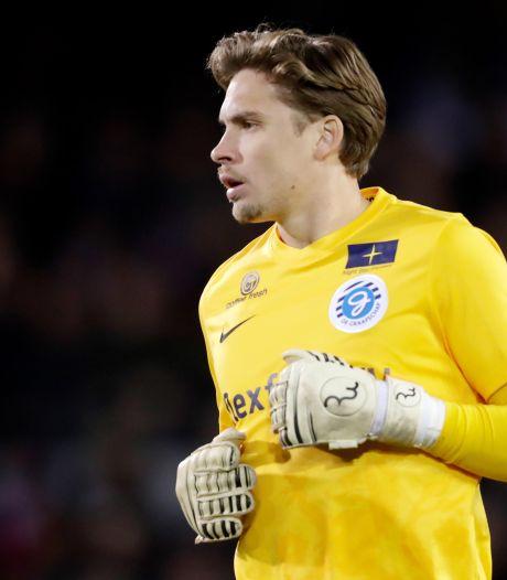 Willem II en FC Groningen strijden om handtekening van voormalig PSV-goalie Nigel Bertrams