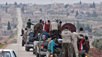 Rusland wil dat buitenlandse mogendheden dialoog met Syrisch regime opstarten