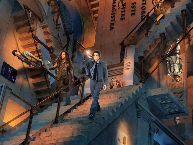 Night at the Museum: Secret of the Tomb, 2014 Beeld