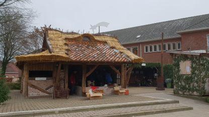 Kribbehut aan kerststal opent dit weekend