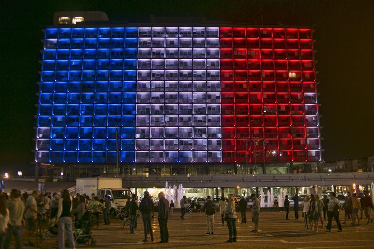 Tel Aviv. Beeld Demotix