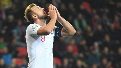 EK KWALIFICATIES. Engeland onderuit in Tsjechië - Frankrijk wint van IJsland - Ronaldo op één goal van mijlpaal