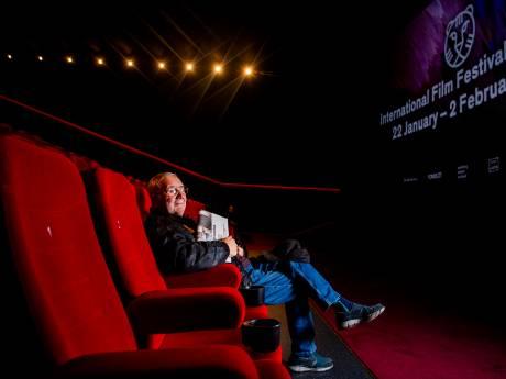 John van Gestel leeft voor het IFFR: 'Ik heb in 49 jaar nog nooit één dag gemist'