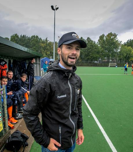 Nieuw tijdperk breekt aan voor Van de Loo bij hockeyers HCAS
