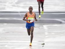 Nageeye vierde in halve marathon Egmond