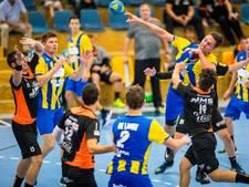 Europese droom handballers Hurry-Up voorbij