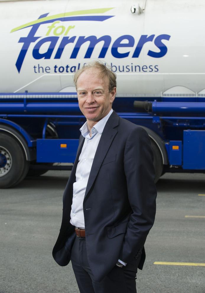 Yoram Knoop, CEO van ForFarmers.