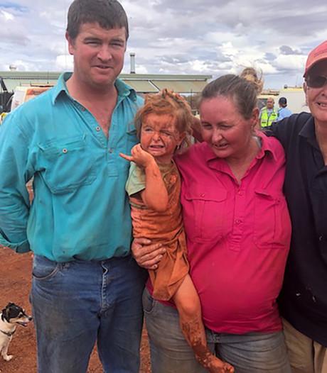 Inondations en Australie: Matilda, 3 ans, miraculeusement retrouvée en vie avec son chien